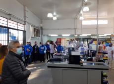 Inauguração Gatti Supermercados Interlagos